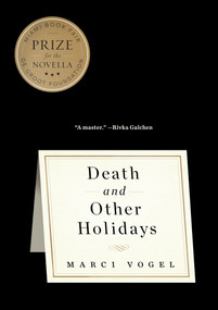 Death and Other Holidays by Marci Vogel, 9781612197364