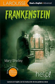 Frankenstein - 9786072124363 by Mary Shelley, 9786072124363