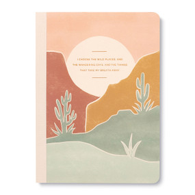 Her Words- I choose the wild places by M.H. Clark, 10289