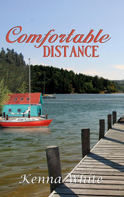 Comfortable Distance by Kenna White, 9781594931529