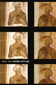 Final Girl by Daphne Gottlieb, 9781887128971