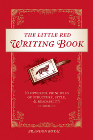 The Little Red Writing Book by Brandon Royal, 9781582975214