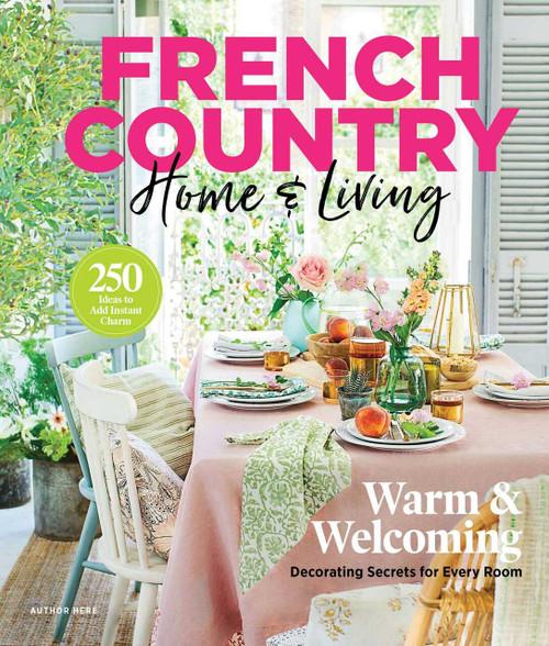 French Country by Caroline McKenzie, 9781955703048
