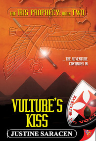 Vulture's Kiss by Justine Saracen, 9781933110875