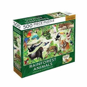 Rainforest Animals by Insight Editions, 9781682986783
