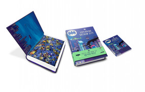 Exploring Gotham City Puzzle and Book Set by Insight Editions, 9781682986837