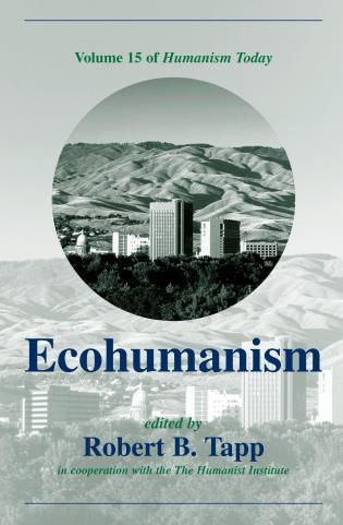 Ecohumanism by Robert B. Tapp, 9781573929370
