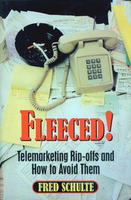 Fleeced by Fred Schulte, 9780879759636