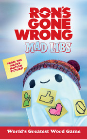 Ron's Gone Wrong Mad Libs by Mickie Matheis, 9780593222102