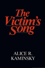 The Victim's Song by Alice Kaminsky, 9780879752927