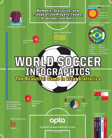 World Soccer Infographics (The Beautiful Game in Vital Statistics) by Opta, 9780789334268