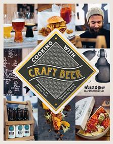 Cooking with Craft Beer by Stevan Paul, Torsten Goffin, Daniela Haug, 9781925418484