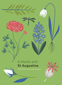 A Month with St Augustine by Rima Devereaux, 9780281078981