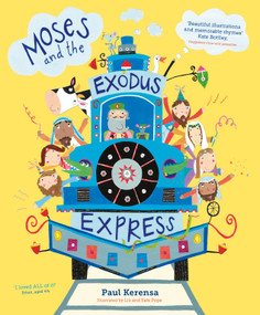 Moses and the Exodus Express by Paul Kerensa, 9780281077571