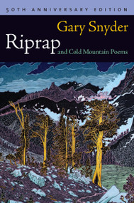 Riprap and Cold Mountain Poems by Gary Snyder, 9781582436364