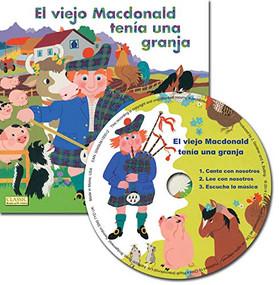 El Viejo Macdonald - 9781786284006 by Pam Adams, Teresa Mlawer, Child's Play, 9781786284006