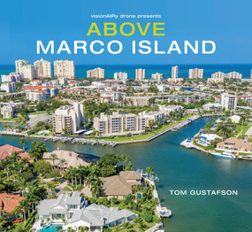 Above Marco Island by Tom Gustafson, 9780998719177