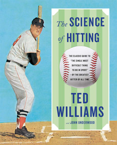 Science of Hitting by Ted Williams, John Underwood, 9780671621032