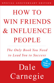 How to Win Friends and Influence People - 9780671027032 by Dale Carnegie, 9780671027032