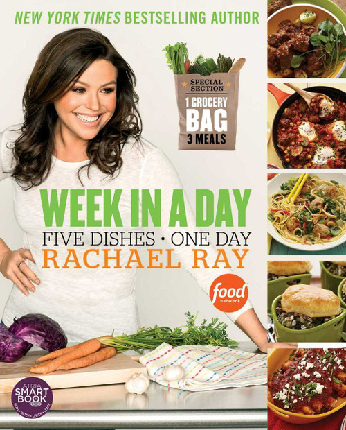 Week in a Day by Rachael Ray, 9781451659757
