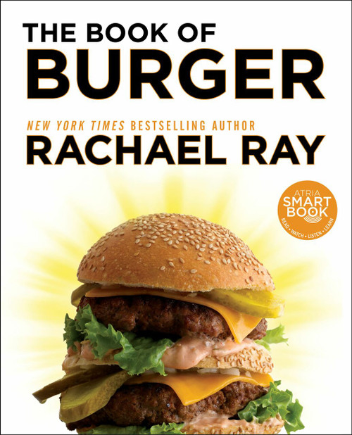 The Book of Burger by Rachael Ray, 9781451659696