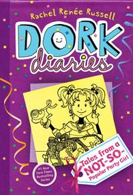 Dork Diaries 2 (Tales from a Not-So-Popular Party Girl) by Rachel Renée Russell, Rachel Renée Russell, 9781416980087
