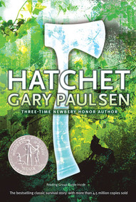 Hatchet - 9781416936473 by Gary Paulsen, 9781416936473