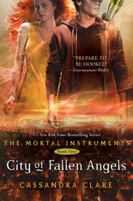City of Fallen Angels by Cassandra Clare, 9781442403543