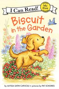 Biscuit in the Garden by Alyssa Satin Capucilli, Pat Schories, 9780061935046