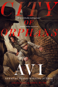 City of Orphans - 9781416971085 by Avi, Greg Ruth, 9781416971085
