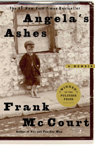 Angela's Ashes by Frank McCourt, 9780684874357