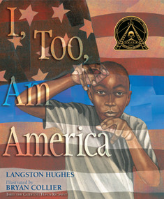 I, Too, Am America by Langston Hughes, Bryan Collier, 9781442420083