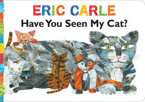 Have You Seen My Cat? - 9780689803789 by Eric Carle, 9780689803789