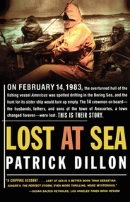 Lost At Sea by Patrick Dillon, 9780684869094