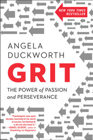 Grit (The Power of Passion and Perseverance) by Angela Duckworth, 9781501111105