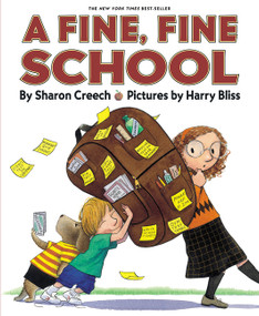 A Fine, Fine School by Sharon Creech, Harry Bliss, 9780060007287