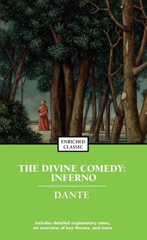 The Divine Comedy (Inferno) by Dante, 9781416500230