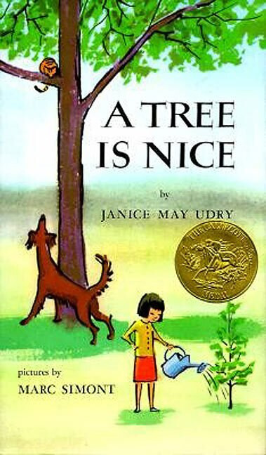 A Tree Is Nice by Janice May Udry, Marc Simont, 9780060261559
