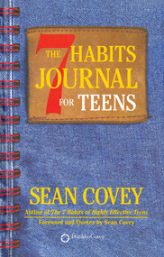 7 Habits Journal for Teens by Sean Covey, 9781501100758