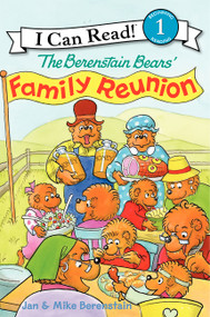 The Berenstain Bears' Family Reunion by Jan Berenstain, Jan Berenstain, Mike Berenstain, Mike Berenstain, 9780060583606