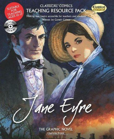 Classical Comics Study Guide: Jane Eyre (Making the Classics Accessible for Teachers and Students) by John M Burns, Gareth Calway, 9781906332556