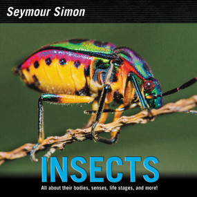 Insects - 9780062289148 by Seymour Simon, 9780062289148