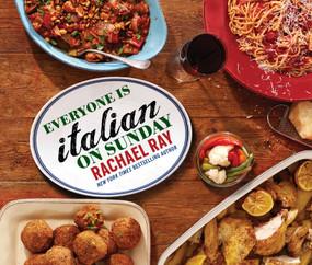 Everyone Is Italian on Sunday by Rachael Ray, 9781476766072