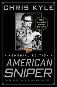 American Sniper (Memorial Edition) by Chris Kyle, Scott McEwen, Jim DeFelice, 9780062290793