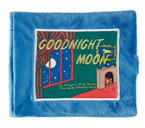 Goodnight Moon Cloth Book by Margaret Wise Brown, Clement Hurd, 9780060762247