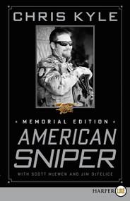 American Sniper (Memorial Edition) - 9780062297877 by Chris Kyle, Scott McEwen, Jim DeFelice, 9780062297877