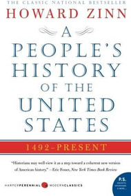 A People's History of the United States by Howard Zinn, 9780060838652