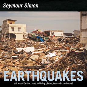 Earthquakes by Seymour Simon, 9780060877156