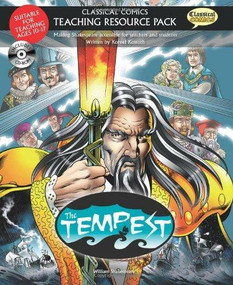 Classical Comics Teaching Resource Pack: The Tempest by Jon Haward, Nigel Dobbyn, Clive Bryant, Gary Erskine, 9781906332778