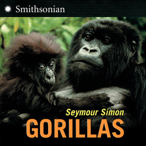 Gorillas by Seymour Simon, 9780060891015